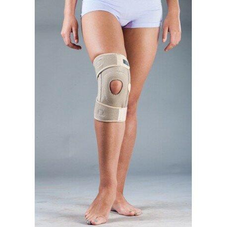 Бандаж для колена с открытым кольцом